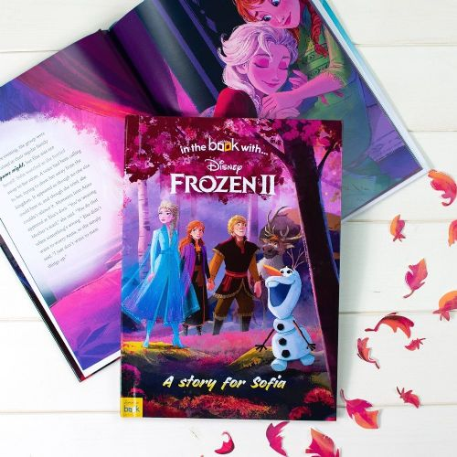 Frozen 2 Hardback Book